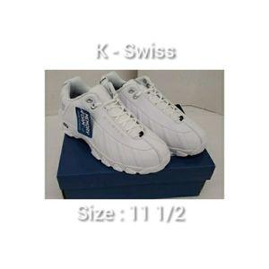 K-Swiss Men's ST329 CMF Shoes, Size 11.5
